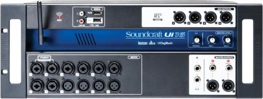 Soundcraft Ui16